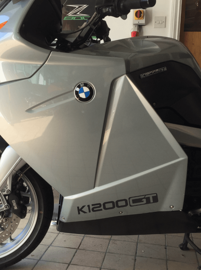 K1200GT FAIRING STICKERS-0