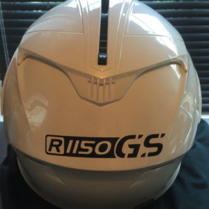 R1150GS REFLECTIVE HELMET STICKER-0