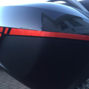 REFLECTIVE LIQUID COOLED R1200RT PANNIER STRIPES-0