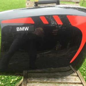 REFLECTIVE R1200RT PANNIER STRIPES-0