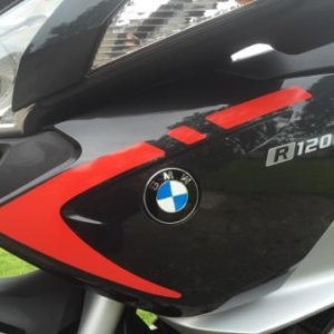 REFLECTIVE R1200RT FAIRING STRIPES-0