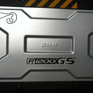 REFLECTIVE VARIO PANNIER R1200GS STICKER-0