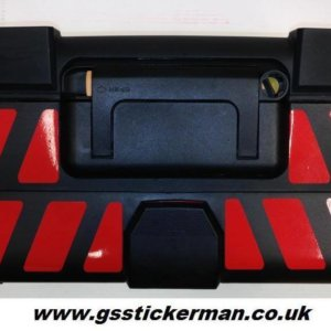 REFLECTIVE VARIO TOP CASE SAFETY CHEVRONS-0