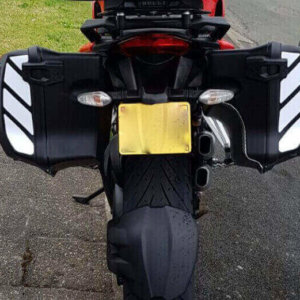MULTISTRADA REFLECTIVE PANNIER SAFETY CHEVRONS-0